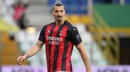 """Milan, tifosi perplessi per l'obiettivo in attacco: """"Con Ibra no"""""""