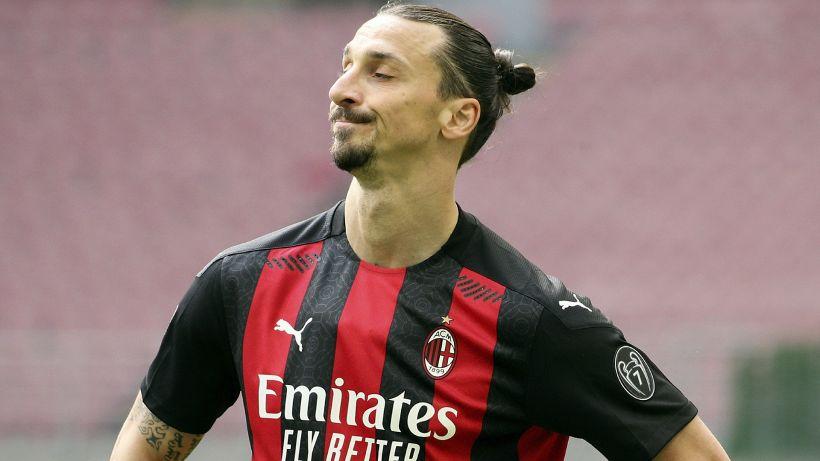 Milan, Ibrahimovic ci prende gusto, dopo la tv ora il cinema