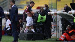Milan, l'altra faccia di Ibrahimovic: tutti i suoi rossi diretti