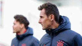 "Miroslav Klose shock: ""Ho due trombosi alla gamba"""