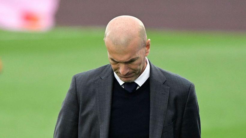 Ufficiale, Zidane lascia il Real Madrid: l'annuncio