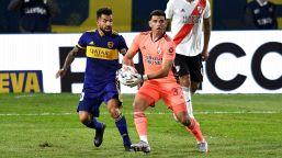 Diaz non ha mai giocato col River: a 21 anni para il rigore a Tevez