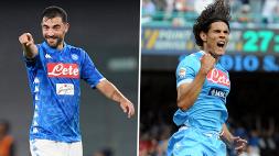 Villarreal-Manchester United, Albiol contro Cavani: un pezzo di Napoli in finale