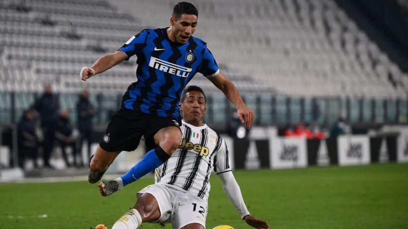 Inter campione, arrivano i complimenti della Juventus