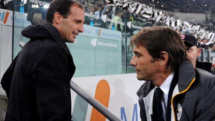 Mercato allenatori, intreccio Conte-Allegri: Inter e Juventus in ansia