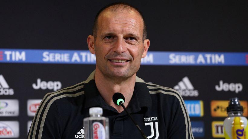 Max Allegri è il nuovo allenatore della Juventus: ufficiale