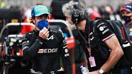 """F1, Alonso: """"Su alcune piste possiamo lottare con la Ferrari"""""""