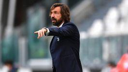 """La Coppa Italia, Pirlo: """"Siamo pronti, ma Bonucci non ci sarà"""""""