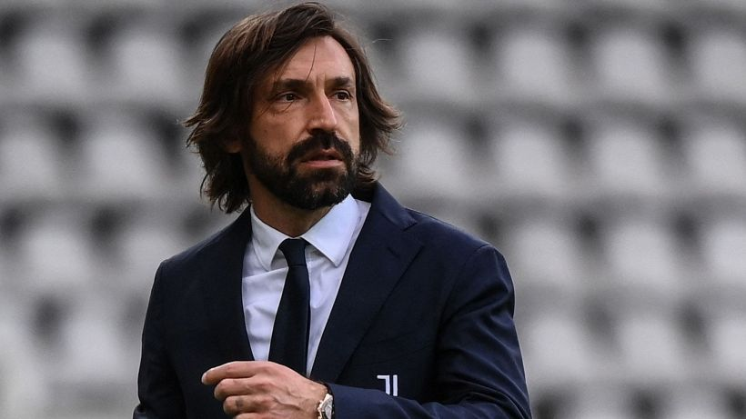 """Pirlo prima di Juve-Milan: """"Finalmente potrò fare 5 cambi"""", ne fa solo due"""