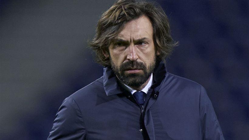 Juventus, Pirlo parla chiaro sul suo futuro dopo la disfatta
