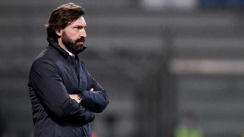 Atalanta-Juventus, Andrea Pirlo dopo la vittoria ha una certezza
