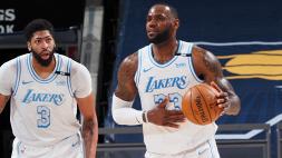 """Lakers, Lebron James: """"La sconfitta non viene mai da una sola persona"""""""
