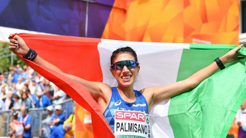 Europei, Spendida Antonella Palmisano: è Oro nella 20 Km marcia