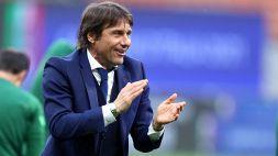 Inter, Antonio Conte punge le avversarie e omaggia i tifosi