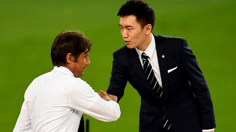 Inter, primo sfogo per il taglio stipendi. Antonio Conte non parla