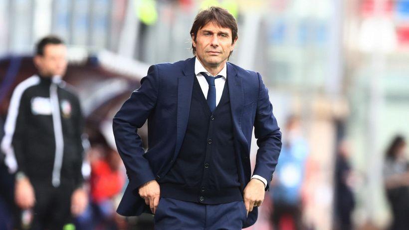"""Conte: """"In questi due anni all'Inter mi sono superato"""""""