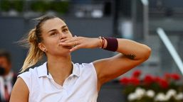 A Madrid trionfo di Sabalenka, Barty battuta in finale