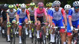 Giro d'Italia, 8ª tappa: si torna a salire