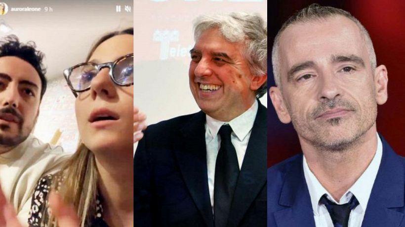Partita del cuore, caso Aurora Leone: bufera web, Ramazzotti duro