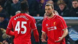 """Lambert e l'avversione per Balotelli: """"Non lo volevo in squadra"""""""