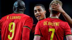 Euro 2020: il Belgio di De Bruyne e Lukaku parte favorito