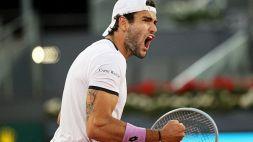 Open Madrid, Berrettini avvisa Ruud per la semifinale