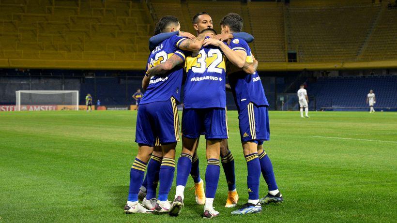 Copa Libertadores: Boca Jr e Internacional agli ottavi