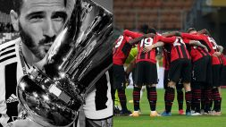 Milan, like al post di Bonucci fa infuriare i tifosi