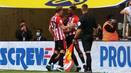 Il Brentford fa la storia: torna nella massima divisione inglese dopo 74 anni