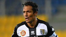 Bruno Alves ringrazia il Parma