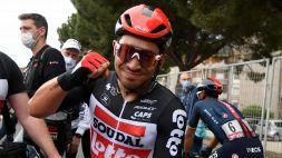 "Giro d'Italia, Ewan rivela: ""Ho preso Gaviria come punto di riferimento"""