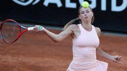 Tennis, furto a casa di Camila Giorgi