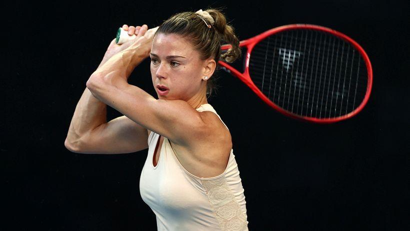 Tennis, il ritorno di Camila Giorgi