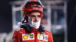 """F1, Sainz: """"Ho sentito mia la Ferrari, geloso di Leclerc"""""""