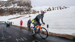 Giro 2021, Damiano Caruso è il rivale di Bernal: la sua storia