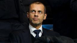 Uefa: due anni di squalifica per chi non lascia la Superlega