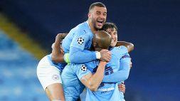 Champions League: Manchester City-PSG 2-0, le foto