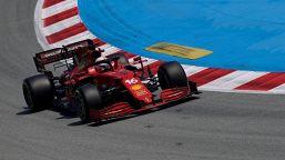 F1, Ferrari: Leclerc e Sainz sono carichi per le qualifiche
