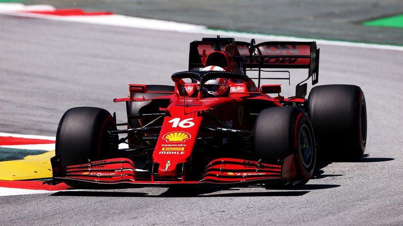 F1, Ferrari: la felicità di Carlos Sainz e Charles Leclerc