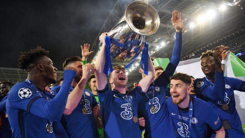 La squadra dell'anno in Champions League: tanto Chelsea, ci sono Messi e Mbappé