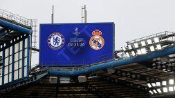 Champions League, Chelsea-Real Madrid: le formazioni ufficiali