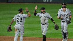 MLB: White Sox travolgenti, Indians a fondo