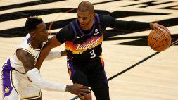 """NBA, Chris Paul: """"Nessun problema, ci sarò in gara 2"""""""