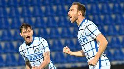 Crotone-Inter 0-2, Scudetto ad un passo: le pagelle