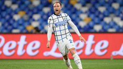 """Eriksen spinge l'Inter: """"Si può aprire un ciclo"""""""