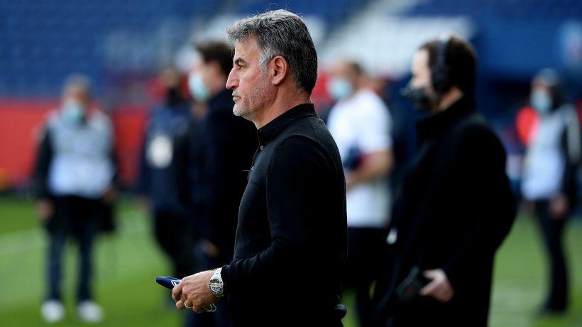 """Napoli, Galtier lascia il Lille: """"Club azzurro un'opportunità"""""""