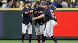 MLB: vola Cleveland alla quarta vittoria di fila