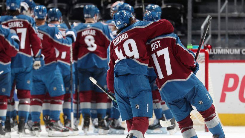 NHL: Colorado a valanga su Vegas