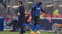 Inter, Romelu Lukaku parla dell'addio e del rapporto con Conte