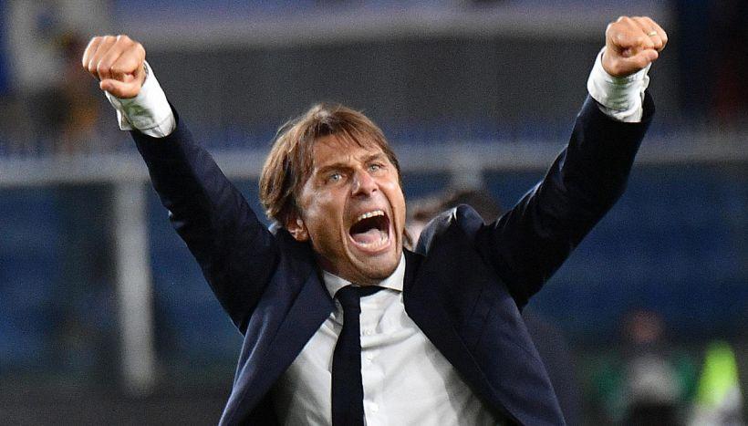 Inter, Antonio Conte lancia una frecciata alla Juventus